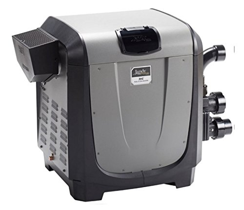 Jandy Pro Series JXi 400K BTU Low-NOx Natural Gas Swimming Pool and Spa Heater - JXI400N