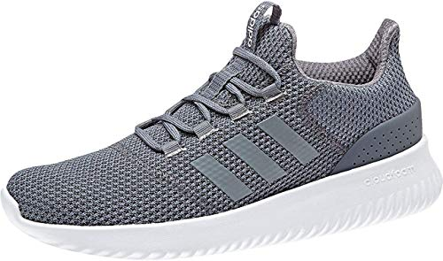 adidas Men's Cloudfoam Ultimate Fitness Shoes, Grey (Gris/Onix 000), 9.5 UK