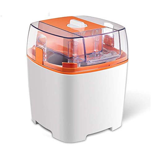 Soft Serve Glass Machine Home Kids, Electric Glass Maker With Inbyggd Frys, Small Ice Maker Machine Counter Top