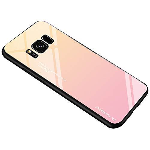 Alsoar - Funda ultradelgada para Galaxy S8 Plus - Funda protectora con...