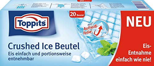 Toppits Crushed Ice Beutel - 15x 20 Beutel