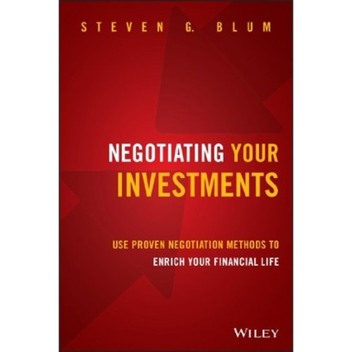 Negotiating Your Investments cover art