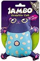 Grafic Cat Gato Cute Preto Para Gato Jambo para Cães