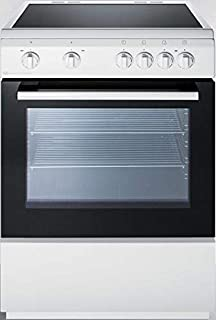 Summit CLRE24WH 24 Inch Slide-in Electric Range in White