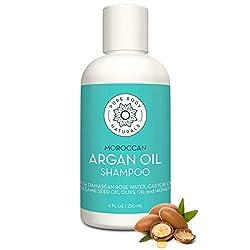 Pure Body Naturals Moroccan Argan Oil Shampoo