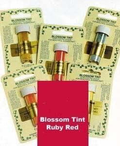Sugarcraft Sugarflair Colour Blossom Tint Powder Dust Rose 7ml