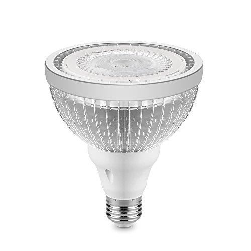 Lemonbest Super Bright LED Bulb 20W PAR38 COB LED Light Bulb 1600lm Spotlight Flood Lamp E27 Cool White 6000K, 150W Equivalent