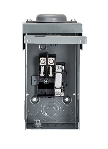 Square D by Schneider Electric QO2L40RBCP 40A LOAD CENTER