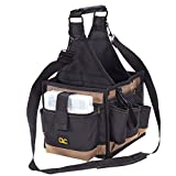 CLC Werkzeugtasche klein, 1001256, Werkzeugtasche für Elektronik und Wartung