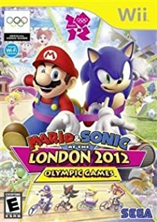 MARIO & SONIC AT THE LONDON 2012 OLYMPIC (WII)