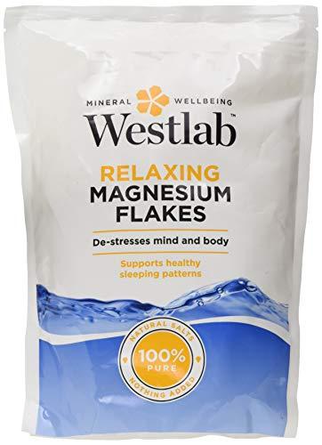 Westlab Flocons de magnésium relaxants 1 kg