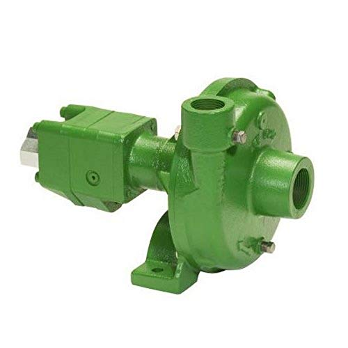 Ace Pumps FMC-HYD-210 Hydraulic Driven Centrifugal Pump, for Open Center Systems Up to 17 GPM (60.6 LPM), 1.25