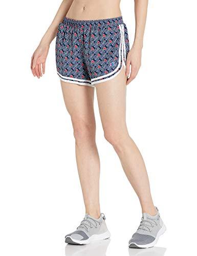 Champion Pantalón corto Varsity para mujer - verde - M