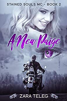A New Paige: Stained Souls MC - Book 2 by [Zara Teleg]