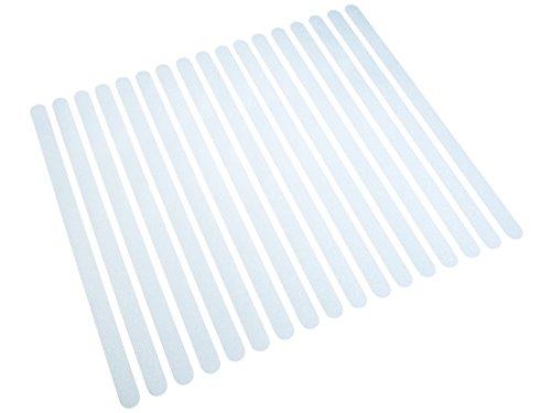 Anti-Rutsch-Streifen für Treppen Rutschschutz - Antirutschband transparent. Rutschschutz Treppe, selbstklebend. Treppenstufen Antirutsch.
