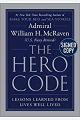 The Hero Code - Signed / Autographed Copy Hardcover