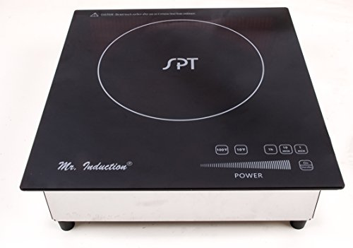 SR-657RT COMMERICAL 220V 2600W BUILT-IN INDUCTION COOKER