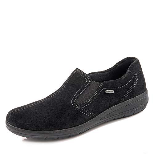Ara Shoes ARA Damen Slipper Tokio 12-49873-01 schwarz 546506