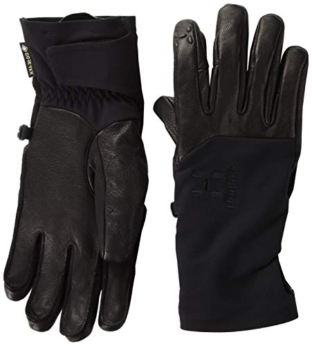 Haglöfs Erwachsene Handschuhe Nengal L True Black