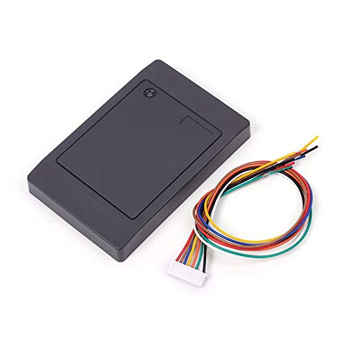 AILOVA Módulo RFID, 5cm 13.56MHz 125KHz ISO14443A EM4100 Lector RFID de Doble frecuencia Modo de Lector de módulo inalámbrico para Arduino