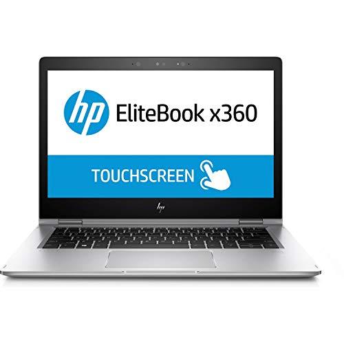 HP EliteBook x360 1030 G2 (13.3 inch Touchscreen) Notebook Core i7 (7600U) 2.8GHz 16GB 256GB SSD WLAN BT Windows 10 Pro 64-bit (HD Graphics 620) Switzerland (Renewed)