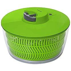powerful Progressive Prep Solution Salad Bowl 4 qt Green Power Cord Prep Solution