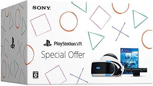 PlayStation VR Special Offer (CUHJ-16011)【メーカー生産終了】