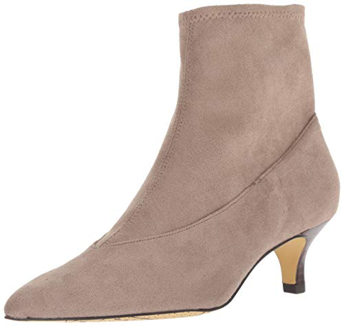 Bella Vita Women's Stephanie II Ankle Boot, Stone STR SPSD, 5 M US