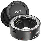 Adaptador de objetivo Meike, anillo adaptador, compatible con Canon EOS R, adaptador de bayoneta para objetivos EF/EF-S a cámara EOS R, repuesto para Canon EF-EOS R - MK-EFTR-A