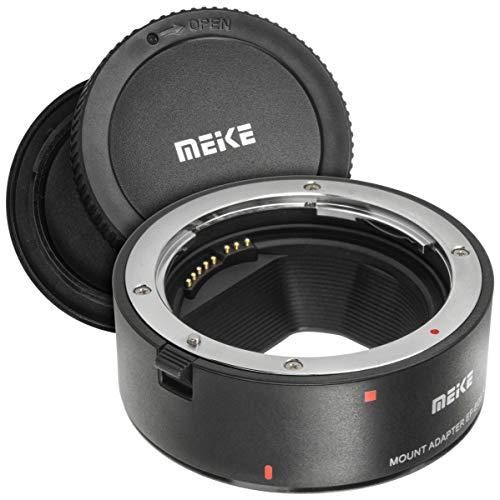 Adaptador de objetivo Meike, anillo adaptador, compatible con Canon EOS R, adaptador...