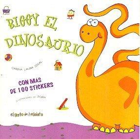 Unknown Binding Biggy El Dinosaurio Book