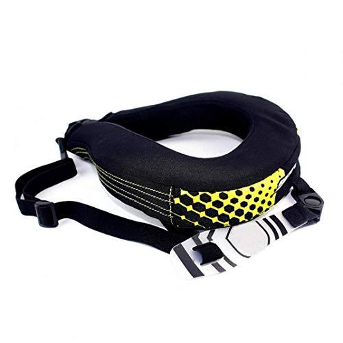 Bike Neck Brace Radfahren Nackenschutz Motorrad Halsstütze Fahrrad Nackenstütze