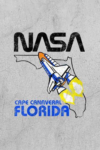 Family Pantry Inventory List - Womens NASA Space Shuttle Cape Canaveral Florida