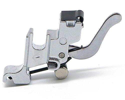 Stormbuy - Juego de prensatelas para máquina de coser doméstica para máquinas de coser Janome Brother Singer de vástago bajo Low Shank Adapter