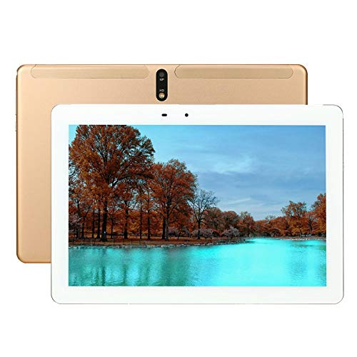 Tableta X107 4G Tablet PC para Llamadas telefónicas, 10.1 Pulgadas, 3GB + 64GB, Android 9.0 MT6762 Octa Core 64-bits, Soporte Dual SIM/WiFi/Bluetooth/GPS/OTG