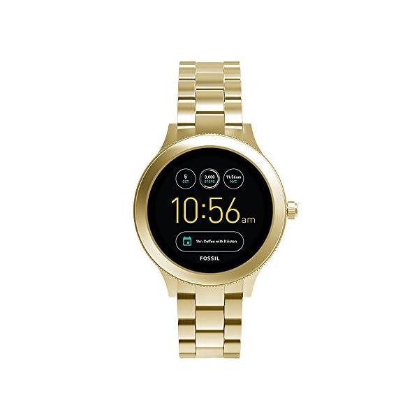 Fashion Shopping Fossil Women's Gen 3 Venture Stainless Steel Smartwatch