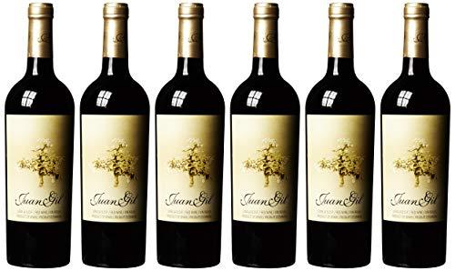 Juan Gil Monastrell spanischer Wein (6 x 0.75 l)