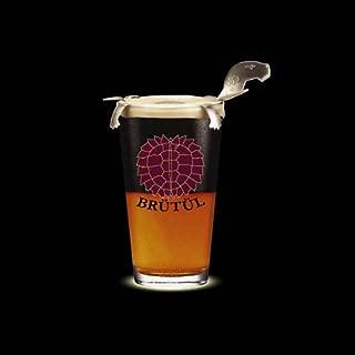Brtl Black & Tan Turtle Spoon with Bottle Opener