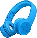 Kinder Bluetooth Kopfhörer, Hisonic kinderkopfhörer Bluetooth mit Laustärkebegrenzung...