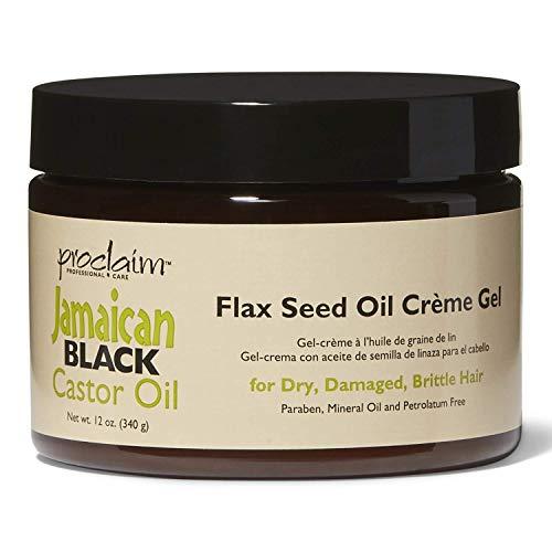 Proclaim Jamaican Black Castor Oil Flax Seed Creme Gel