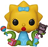 Funko - Pop! Animation: Simpsons - Maggie Figura De Vinil, Multicolor (39727)...