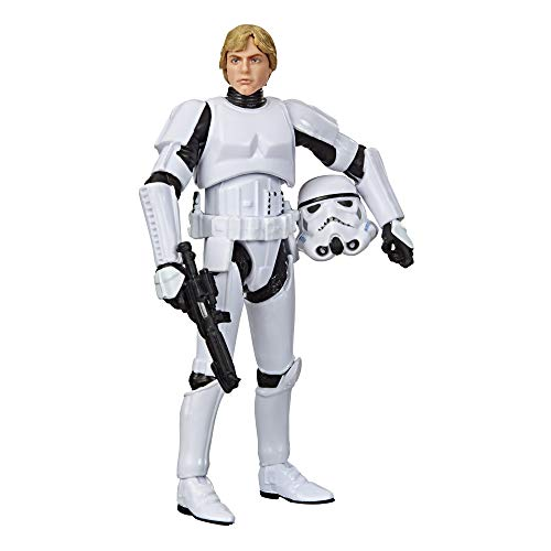 Star Wars The Vintage Collection Luke Skywalker (Stormtrooper) Toy, 3.75-Inch-Scale A New Hope Action Figure, Kids Ages 4 and Up