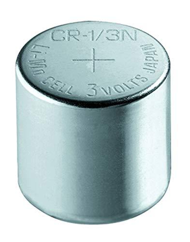 VARTA Batterien Electronics CR1/3N Lithium Knopfzelle 3V Batterie 1er Pack Knopfzellen in Original 1er Blisterverpackung