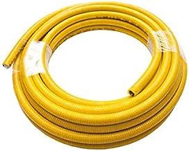 F UNI 11353 2x1 Kit de caldera extensible 2 M 4 M F 2x3 F DM 174 tubo flexible de gas y agua de acero inoxidable de gas de agua 1//2 M