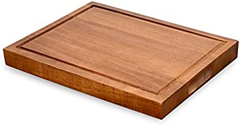 Alltripal Acacia Thick Large Reversible Wooden Kitchen Chopping Boards