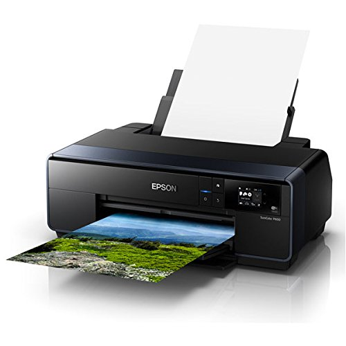 Epson SureColor SC-P600 A3+ Printer - Color: Black