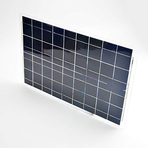 ZUEN Autobatterien Mit 30W Polykristalline Flexible Solar Panel Transparent High Efficiency Mit Line-Solar-Flexible Leiterplatte