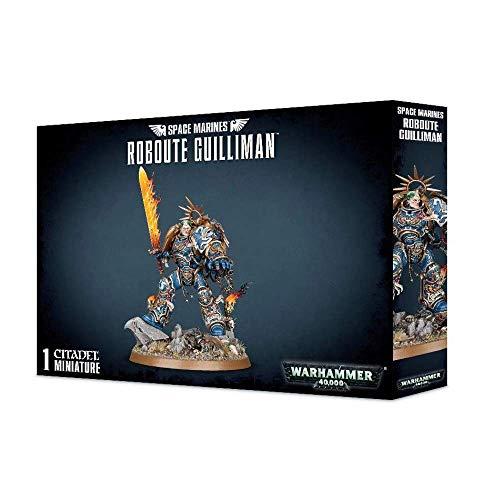 Games Workshop Warhammer 40,000 Space Marines Roboute Guilliman Miniatures