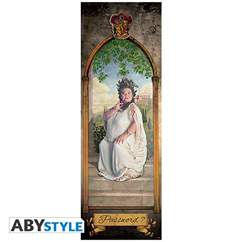 ABYstyle–Harry Potter–Póster de Puerta–Gruesa Dama