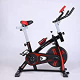 Exercise Spin Bike for Home Gym Fitness Equipment Cycling Bike 12kg FlyWheel